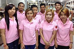 カンボジアにリサイクル店 孤児...