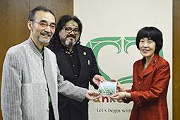 新井満さんが「イランカラプテキャンペーン」応援ソング制作|ニュース ...