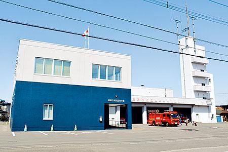 恵庭市消防本部